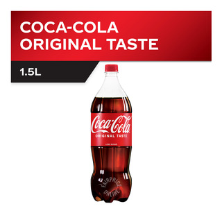 Coca-Cola Bottle Drink - Less Sugar