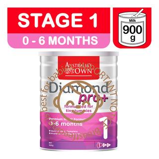 Australia's Own Diamond Infant Milk Formula - Stage 1