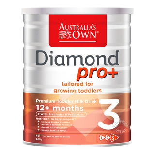 Australia's Own Diamond Pro+ Toddler Milk Formula - Stage 3