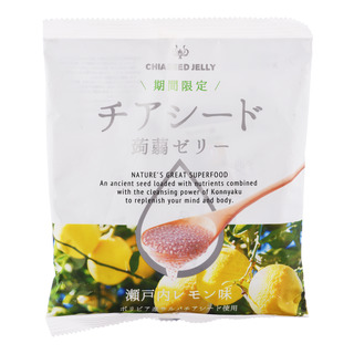 Wakasho Chia Seed Jelly - Lemon