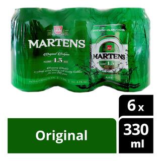 Martens Can Beer