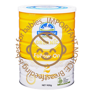Nature One Dairy Organic Follow On Milk Formula - Stage 2