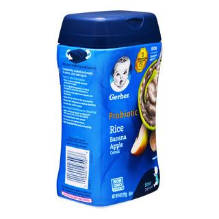 Gerber Baby Rice Cereal - Banana & Apple