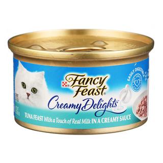 Fancy Feast Creamy Delights Cat Food - Tuna Feast