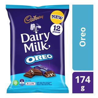 Cadbury Dairy Milk Chocolate Sharepack - Oreo