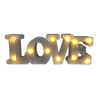 Imported LED Light - Love Shaped