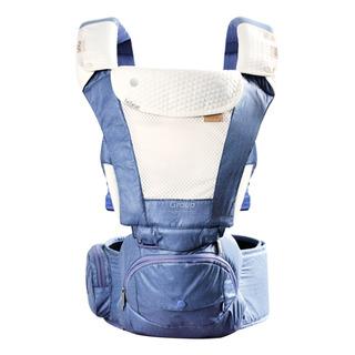 Bebear Foldable Ergonomic Aluminium Hip Seat Af Blue 1 Per Pack