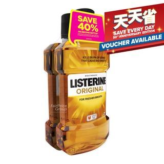 Listerine Mouthwash - Original