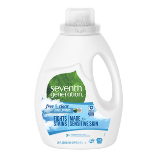 Seventh Generation Natural Laundry Detergent - Free & Clear