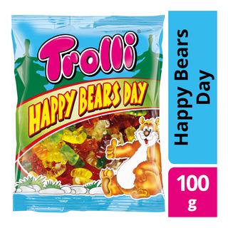 Trolli Gummy - Happy Bears Day