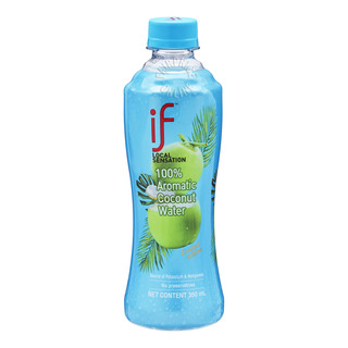 If Local Sensation 100% Aromatic Coconut Water