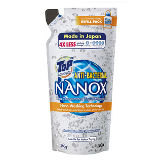 Top Nanox Ultra Concentrated Liquid Detergent Refill - Anti-Bact