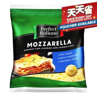Perfect Italiano Cheese - Mozzarella (Grated)