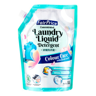 FairPrice Laundry Liquid Detergent Refill - Colour Care