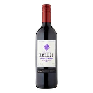 Tesco Red Wine - Valle Central (Merlot)