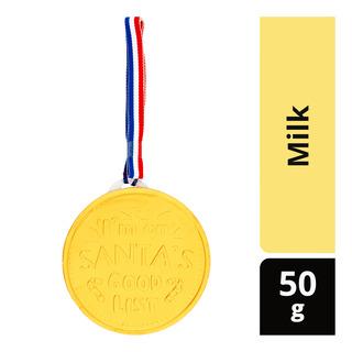 Tesco Medallion Chocolate - Milk