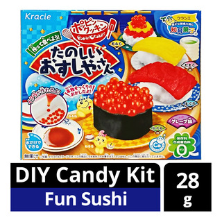 Kracie Popin' Cookin' DIY Candy Kit - Fun Sushi