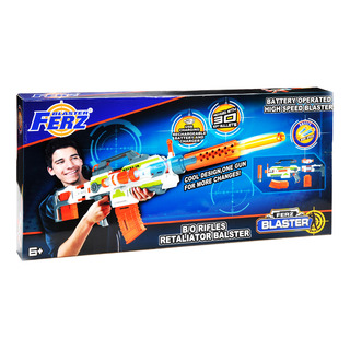 Ferz Blaster Battery Operated Blaster Gun-RiflesRetaliator 1