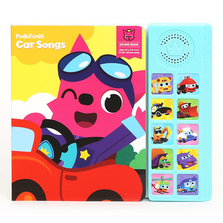 Pinkfong Sound Book - Car Songs