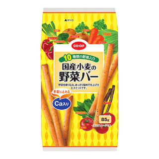 CO-OP Wheat Stick Biscuit - Vegetable