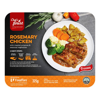 Chef's Finest Ready Meal - Rosemary Chicken