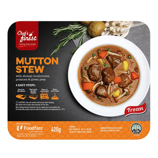 Chef's Finest Ready Meal - Mutton Stew