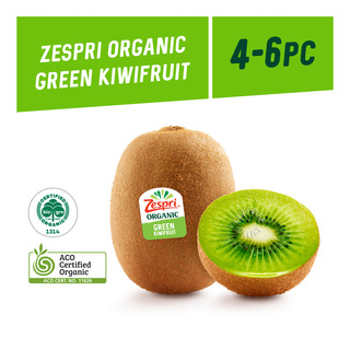 Zespri New Zealand Organic Kiwifruit - Green