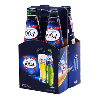 Kronenbourg 1664 Bottle Beer - Original
