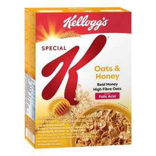 Kellogg's Special K Cereal - Oats & Honey