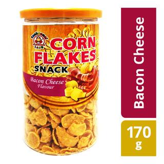 Tao Kae Noi Corn Flakes Snack - Bacon Cheese