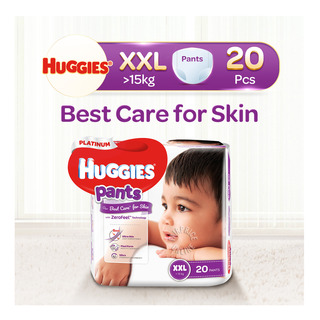 Huggies Platinum Pants - XXL (>15kg)