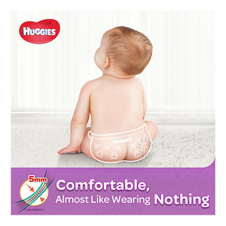 Huggies Platinum Pants - XL (12 - 18kg)