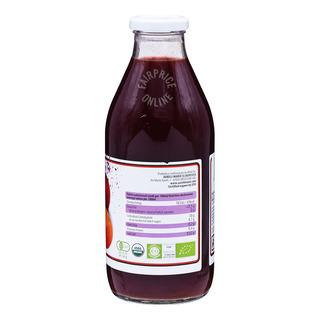 Aureli Organic Bottle Juice - Purple Carrot, Apple & Orange