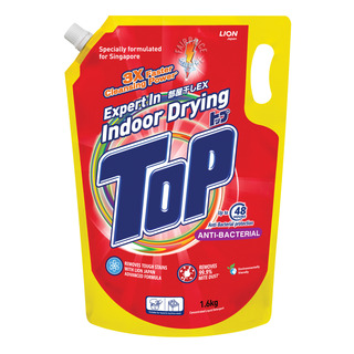 Top Concentrated Liquid Detergent Refill - Anti-Bacterial