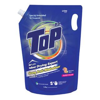 Top Concentrated Liquid Detergent Refill - Super Colour