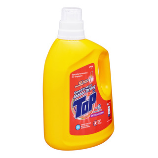 Top Concentrated Liquid Detergent Bottle - Anti-Bacterial