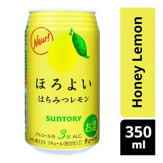 Suntory Horoyoi Shochu Cocktail Can Drink - Honey Lemon