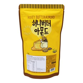 Tom's Farm Almond - Honey Butter