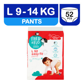 Tesco Fred & Flo Baby Pants - L