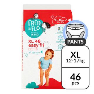 Tesco Fred & Flo Baby Pants - XL