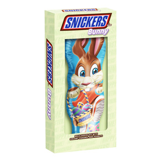 Snickers Bunny Chocolate - Milk with Creamy Caramel & Peanuts