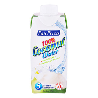 FairPrice 100% Coconut Water