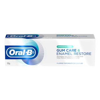 Oral-B Toothpaste - Gum Care & Enamel Restore (Smooth Mint)