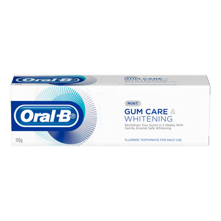 Oral-B Toothpaste - Gum Care & Whitening