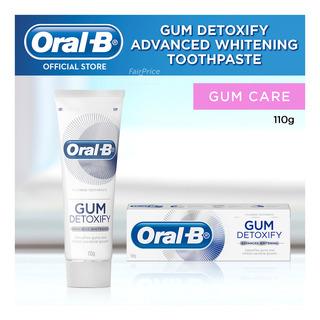 Oral-B Toothpaste - Gum Detoxify (Advanced Whitening)