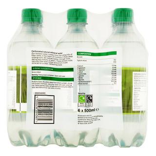 Tesco Mineral Bottle Water - Ashbeck English (Sparkling)