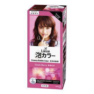 Liese Creamy Bubble Hair Colour - Cassis Berry