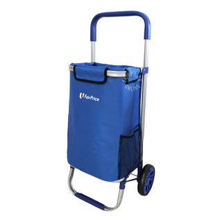 HomeProud Trolley with Bag - Blue