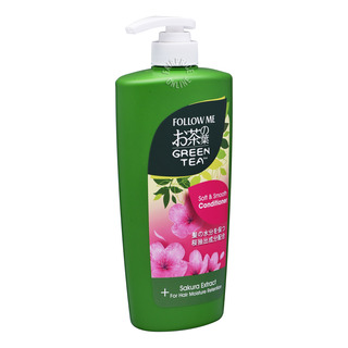 Follow Me Green Tea Conditioner - Soft & Smooth