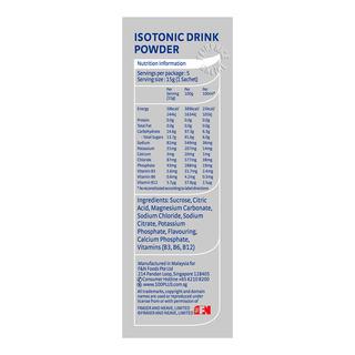 100 Plus Isotonic Powder - Active (Non Carbonated)